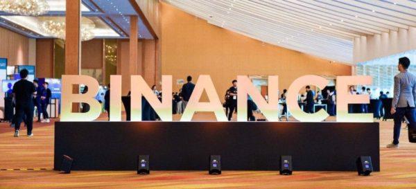 Binance OTC China October 2019