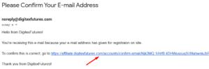 подтверждение email DIGITEX