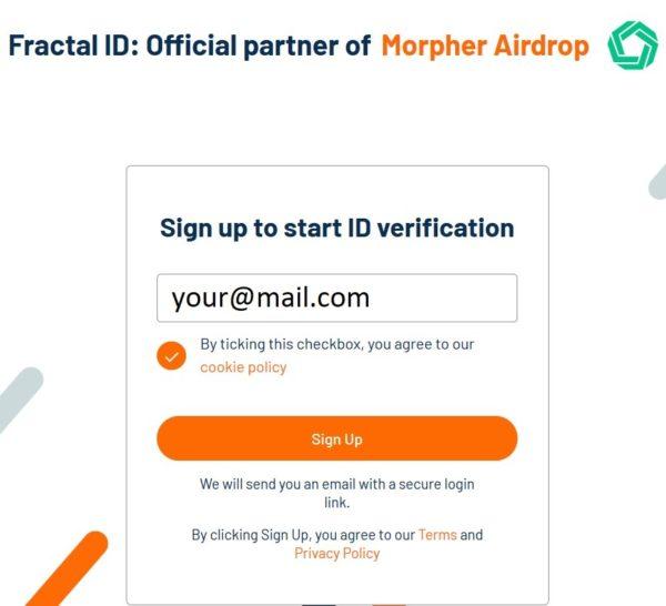 Airdrop Morpher ✅ получи 2000 MORPHER = 60 USD